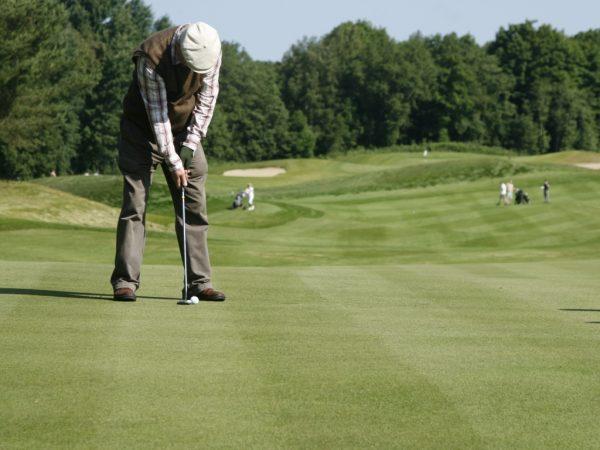World class golfing