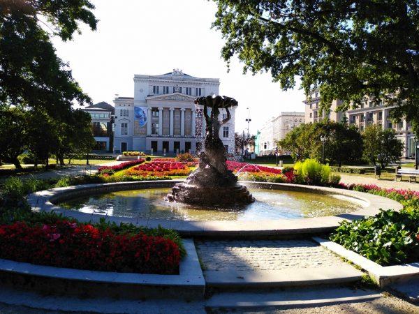 Riga's National Opera