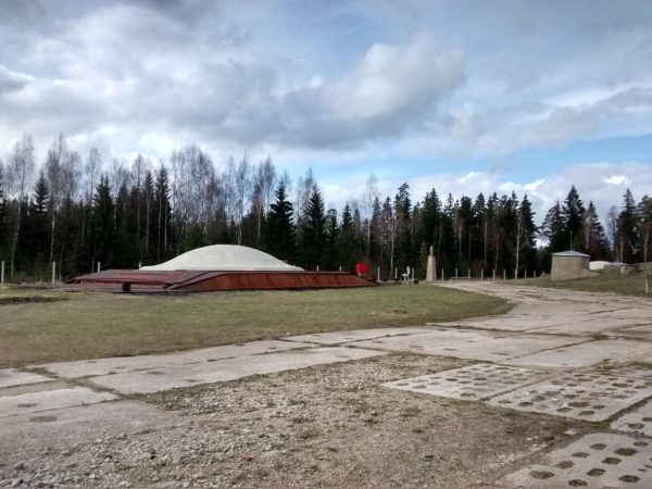 Soviet Nuclear Weapon Site