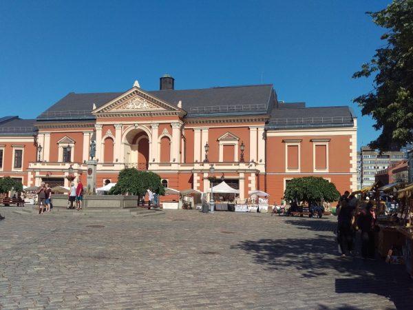 Theatre Square