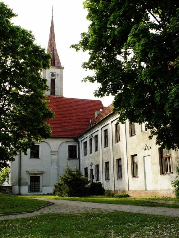 17th Century Kretinga Church