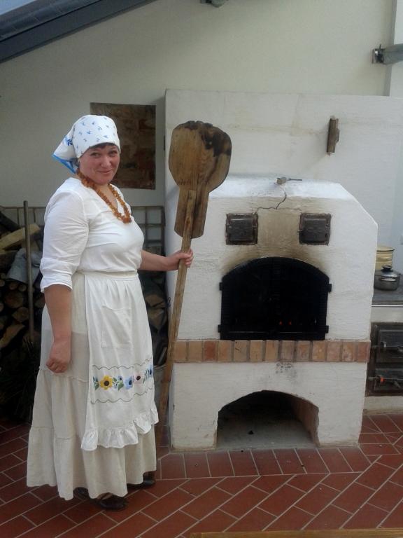 Klaipeda Culinary flavors: bread baking