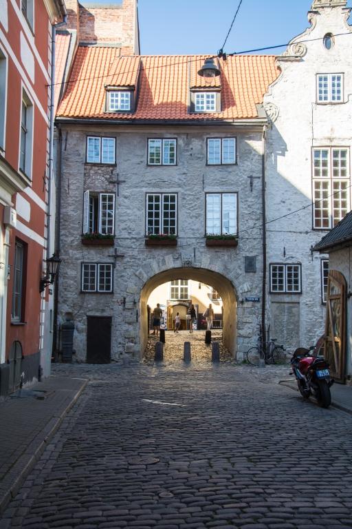 Gates to Riga Old Town