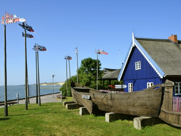 Fishermen farmstead-museum