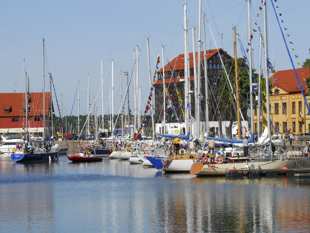 Places to visit in Lithuania, Klaipeda