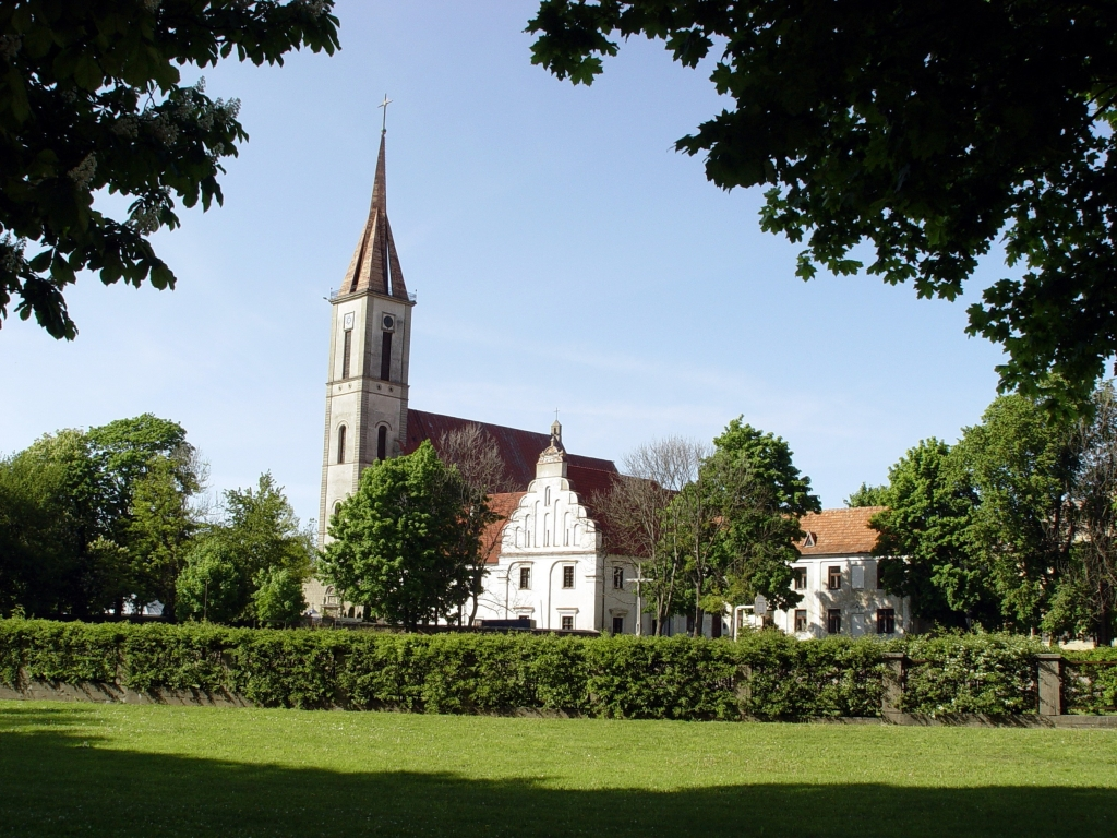 Places to visit in Lithuania Kretinga